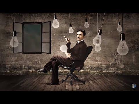 Nikola Tesla - 'Hrvatski Velikani' - R.Knjaz