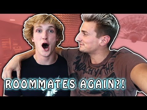 Thumbnail: WE'RE MOVING IN TOGETHER AGAIN?! My new roommate...