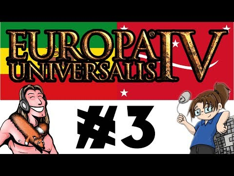Europa Universalis IV - Party in the Red Sea...with Briarstone! - Part 3