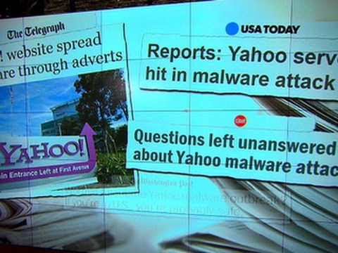 Yahoo reassures users over malware fears