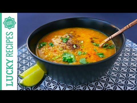 Spicy Mung Daal Rezept – Linsensuppe mal indisch