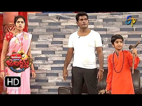 Chammak Chandra Performance | Jabardasth | 27th  December 2018 | ETV Telugu