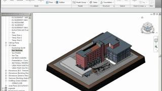 Revit - Creating Exploded Isometric Views