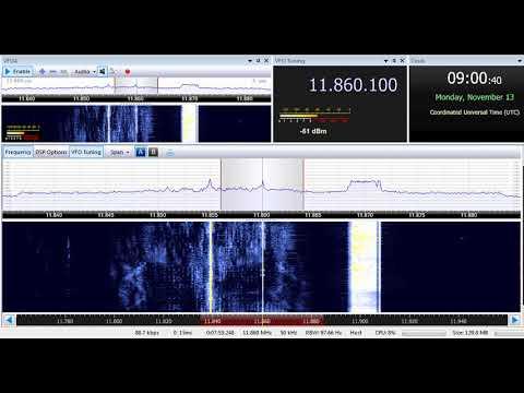 13 11 2017 Republic of Yemen Radio in Arabic to ME 0900 on 11860 unknown tx site