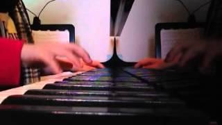 S.H.E :像女孩的女人 鋼琴版 piano cover