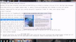 Truecrypt  Volumen erstellen ,füllen und sichern