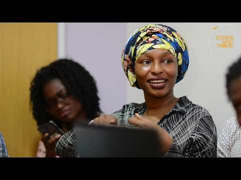 Workshed Africa hosts Coders Who Travel - Ghana