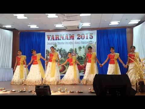 Onam 2015 - chanchala dhrudha pada thalam