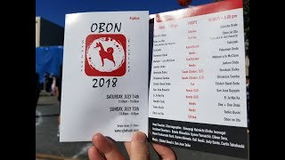 2018 San Jose Obon Odori - Day 2