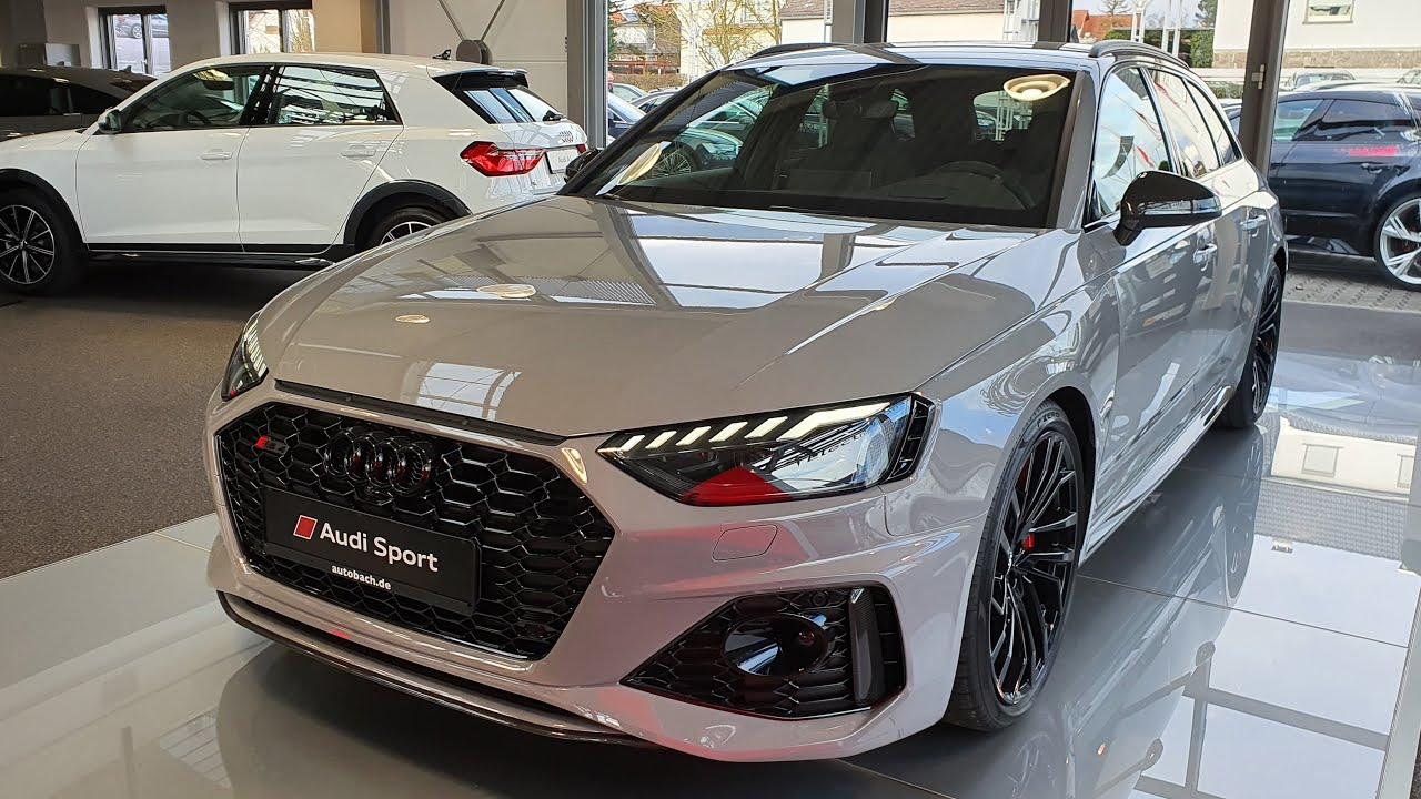 2021 Audi Rs4 Concept