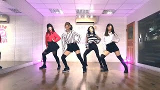 [BLACKPINK -Playing with fire] dance cover cut