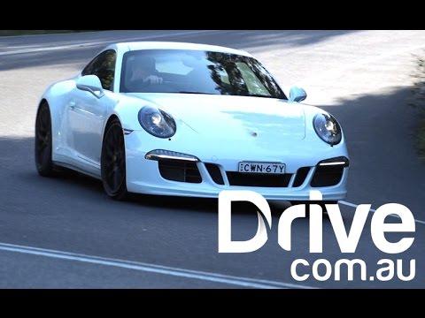 Porsche 911 Carrera GTS Review | Drive.com.au