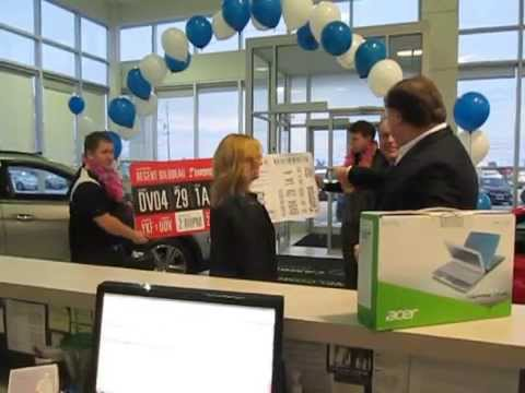 Cambridge Hyundai Ultimate Dream Vacation Winners Youtube