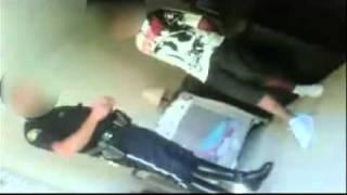 Police Officer Arrests Teen For Having Sex