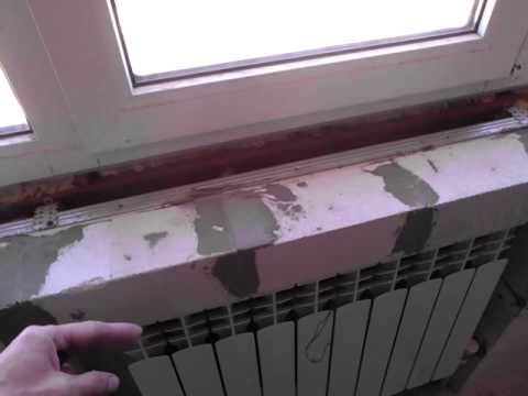 Как утеплить балкон - youtube.