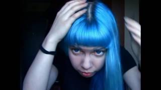 Оттеночный бальзам Русалочка. Обзор. Цветные волосы.