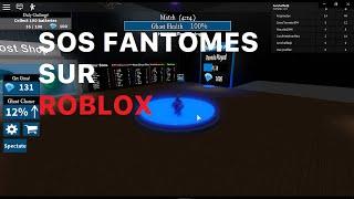 SOS FANTOMES SUR ROBLOX | Roblox Haunted Hunters