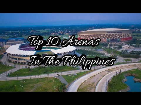 Top 10 largest Stadiums in The Philippines