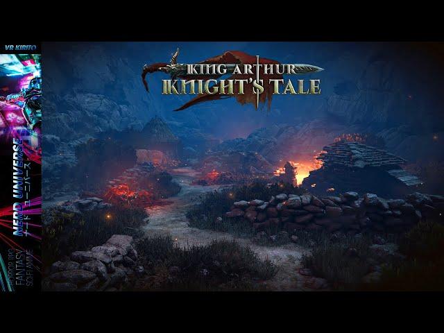 King Arthur: Knight's Tale   Kampf gegen die Banshee & Den Untoten  ✮ Early Access [Deutsch] 2021
