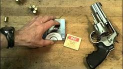S&W 625 45 ACP Big Bore revolver
