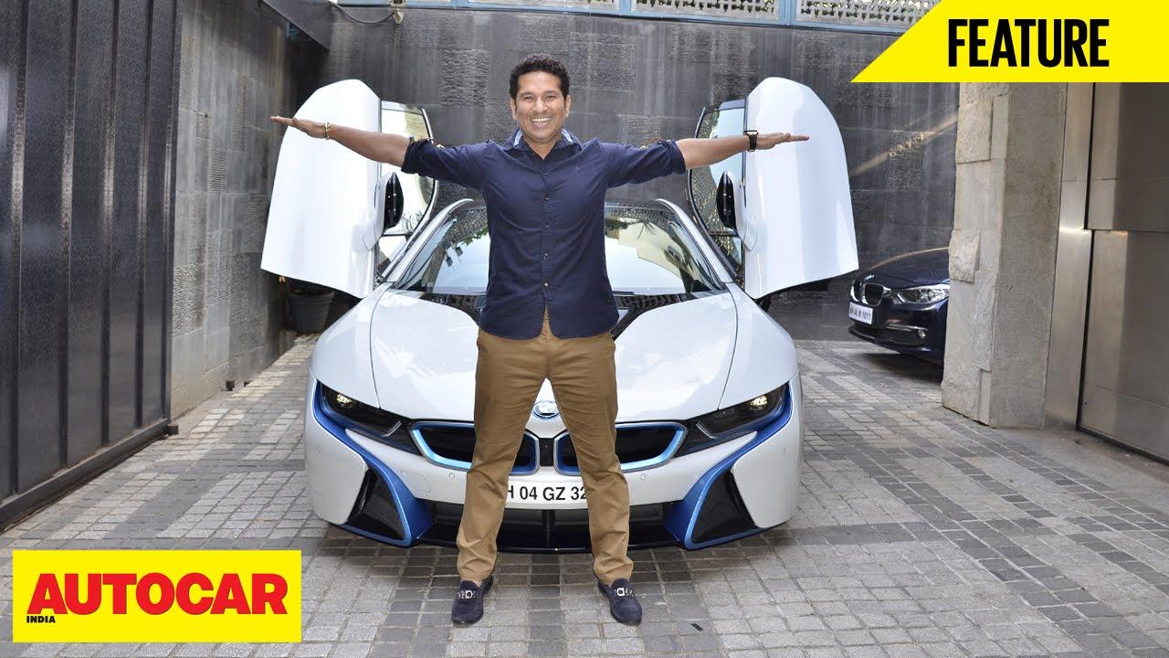 Sachin Tendulkar His Bmw I8 Feature Autocar India Youtube