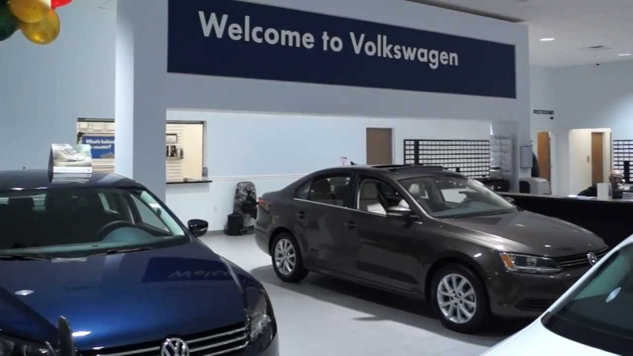 Quirk VW Service Center in Manchester NH - YouTube