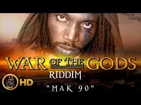 Mavado - Mak 90 (Raw) [War Of The Gods Riddim] November 2015