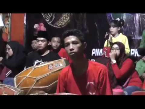Satrio Restu Buono Extreme art from Malang Indonesia live night @Bedali-Lawang, Malang 14/04/2018