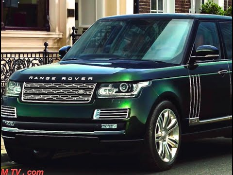 Worlds Most Expensive Range Rover Holland & Holland Interior Price Commercial CARJAM TV 4K 2015