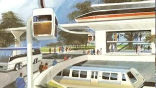 Moving The Rohr Aerotrain TACV - 2009 Full Documentary