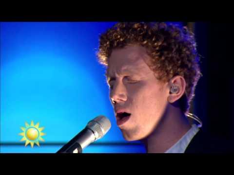 Erik Hassle - Missing You (Live) - Nyhetsmorgon (TV4)