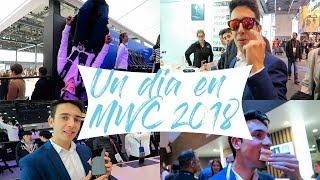 Así es un dia en el MOBILE WORLD CONGRESS 2018 | Barcelona | Marc Cubells
