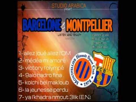 03- Groupe Montpellier et Barcelone 2014 (Médéa Mi Amoré)
