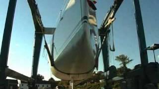 Baraka Launch: Lyman-Morse Boatbuilding