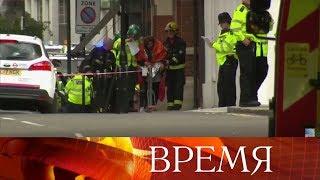 Число пострадавших врезультате теракта влондонском метрополитене увеличилось до29 человек.