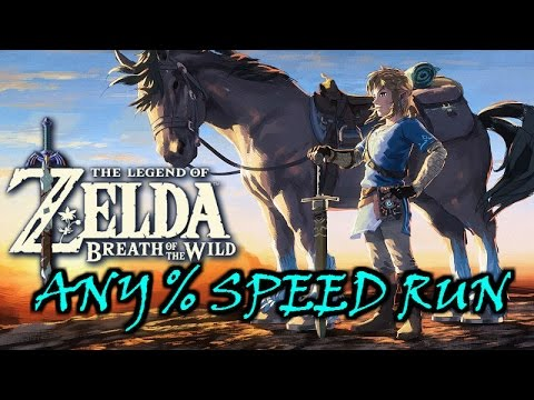 🔴 ANY % SPEED RUN (Day 1: Learning to fly) | ZELDA: BREATH OF THE WILD
