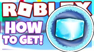 How to get the ICE-COLD SURPRISE BADGE | Roblox High School