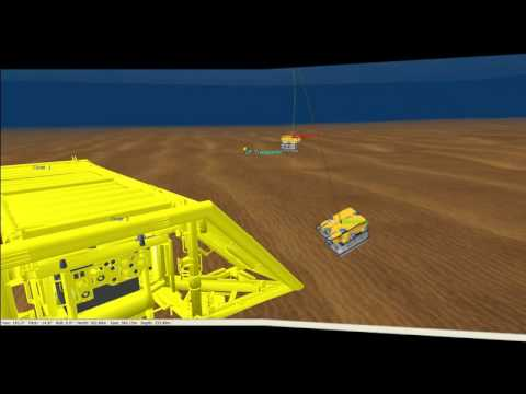 Subsea Simulation and Visualisation