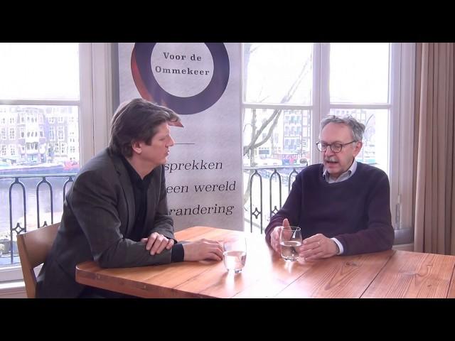 Gabriël van den Brink over 'Waartoe is Nederland op aarde?' #VDOTV