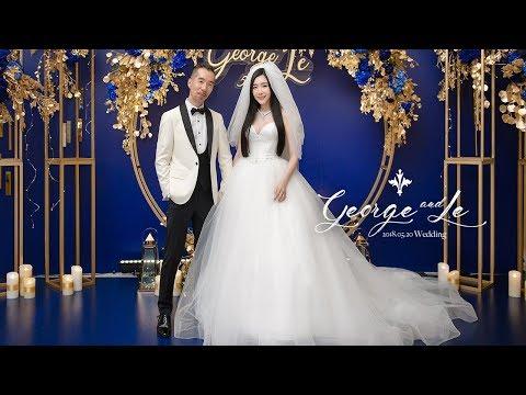 張兆志&許允樂婚禮紀錄