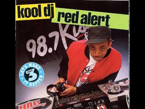 DJ Red Alert - Jungle Brothers - J. Beez Comin' Through