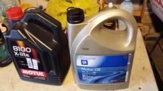 Проверка масла GM Dexos2 5W-30 на замерзание(Проверка масла OPEL / GM Dexos2 5W-30 на морозоустойчивость. Контрольная температура -26C. Проверялось свежее и отрабо..., 2014-02-05T17:13:49.000Z)