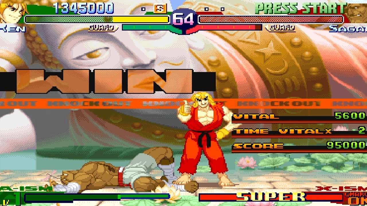 Best Street Fighter game: The Top 5 of all time
