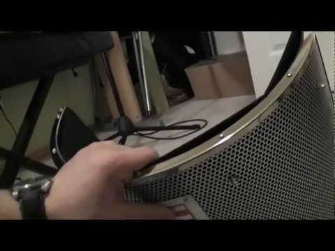 How to Install sE Electronics Reflexion Filter PRO & Sound Test (1/2)