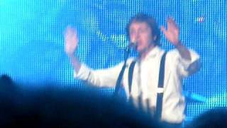 """Hey Jude"" (ending), Paul McCartney, the Joint at the Hard Rock, Las Vegas 2009"