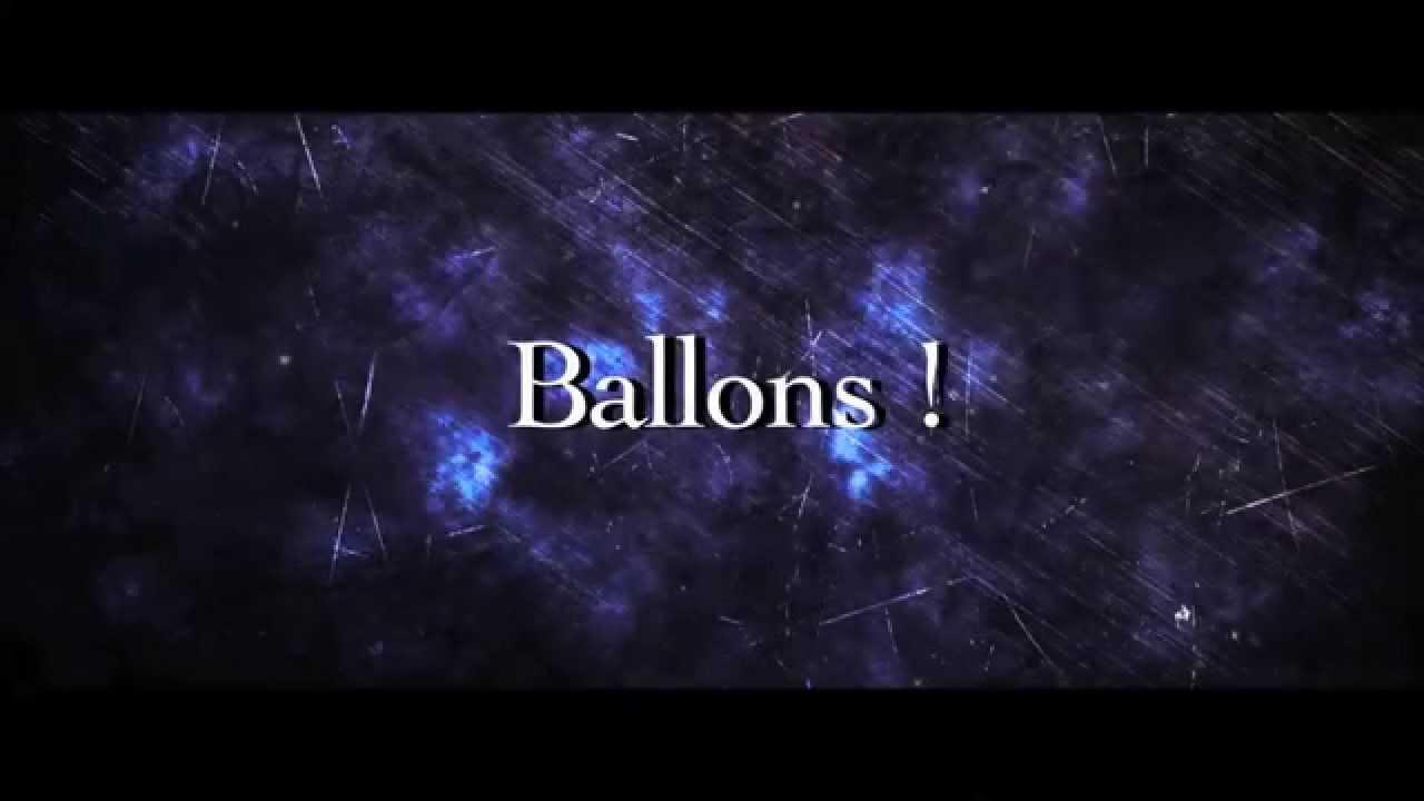 Le monde de Félix - Ballons