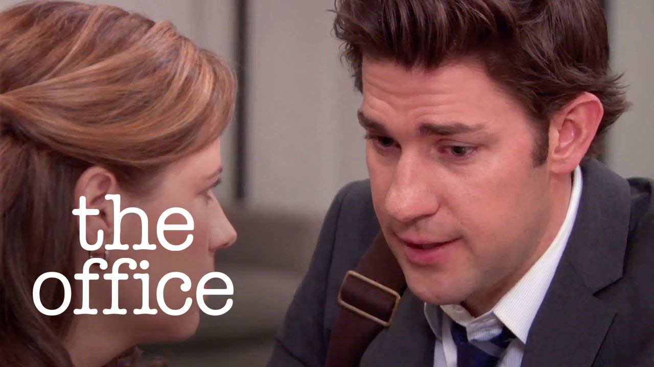 Jim Pam Real Love The Office Us Youtube