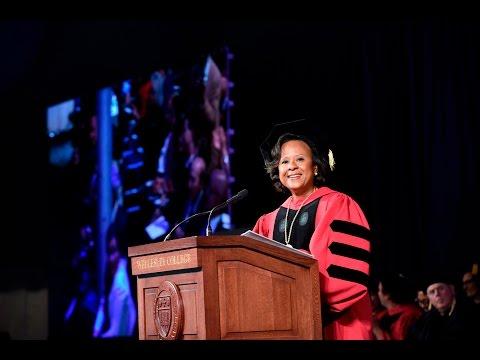 The Inauguration of Paula A. Johnson