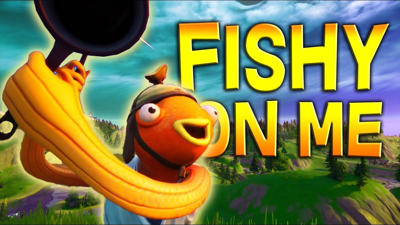 Fortnite Montage Fishy On Me Tiko Youtube