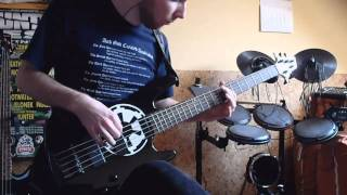Bear McCreary - All Along the Watchtower (Battlestar Galactica) - bass cover